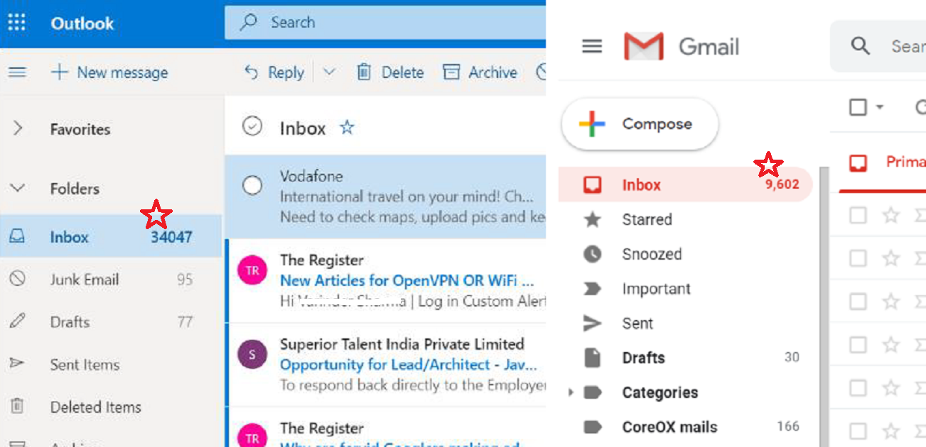 Simple Technique to Manage Your Email Inbox